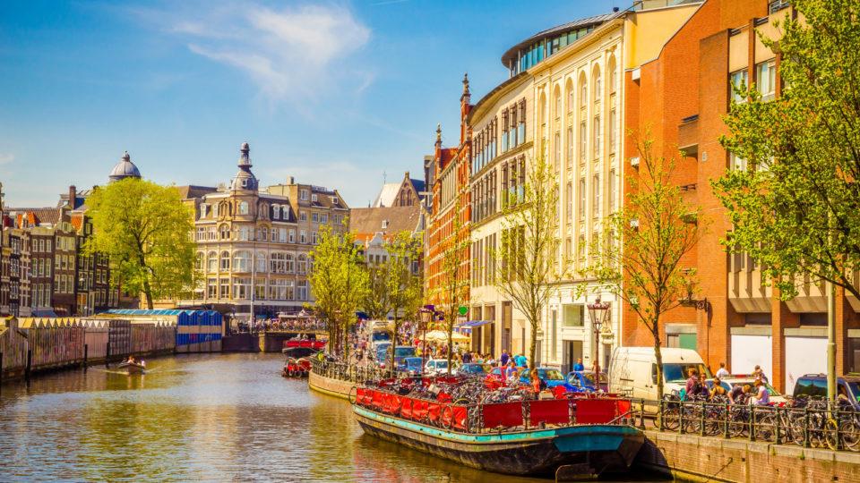 16 фактов об Амстердаме