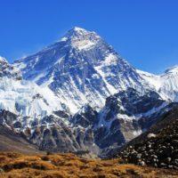 16 фактов о горе Эверест