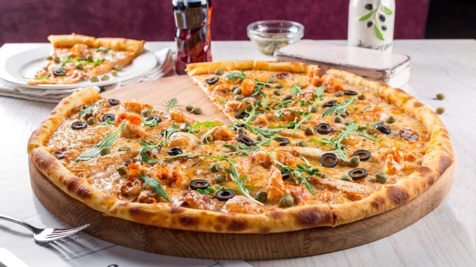 20 фактов о Пицце