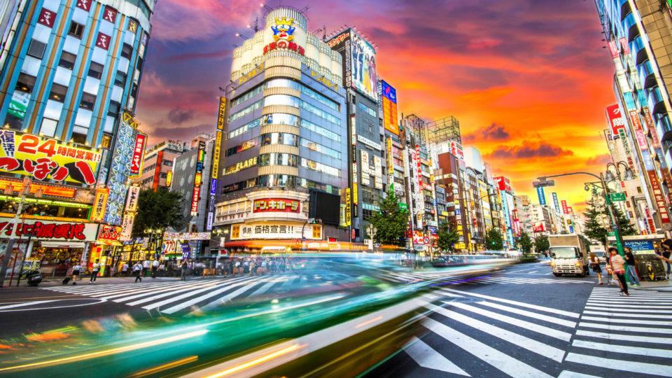 17 фактов о Токио