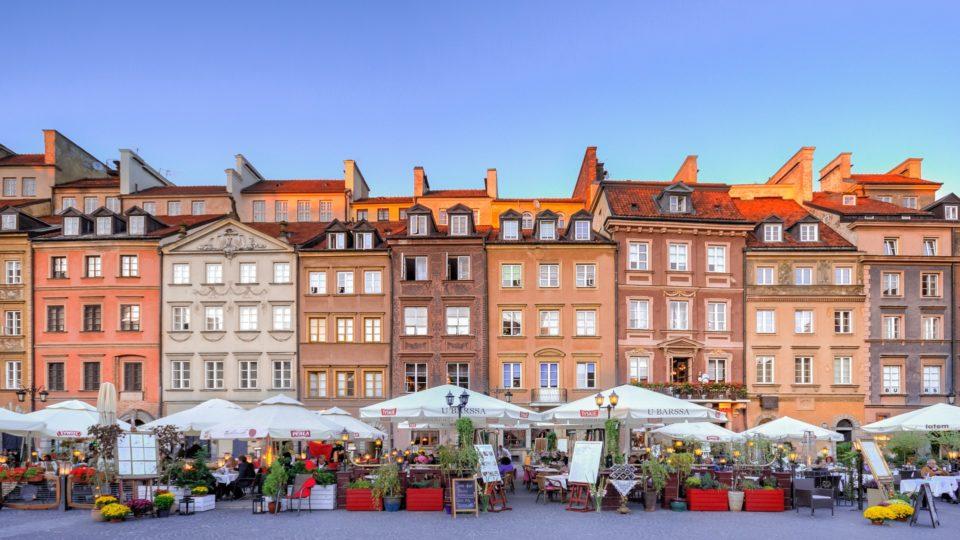 16 фактов о Варшаве